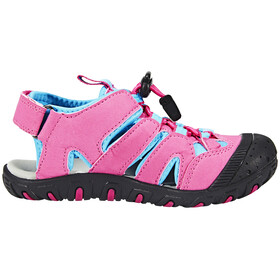 Kamik Oyster Sandals Kids Magenta